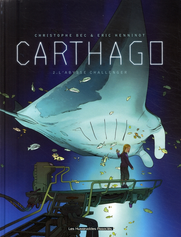 Carthago T.2 ; l'abysse Challenger
