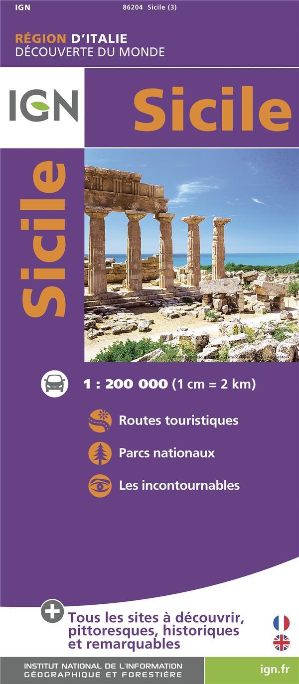 86204 ; Sicile (3e édition)