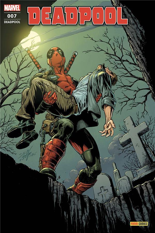 Deadpool fresh start n.7