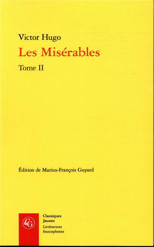 les misérables t.2