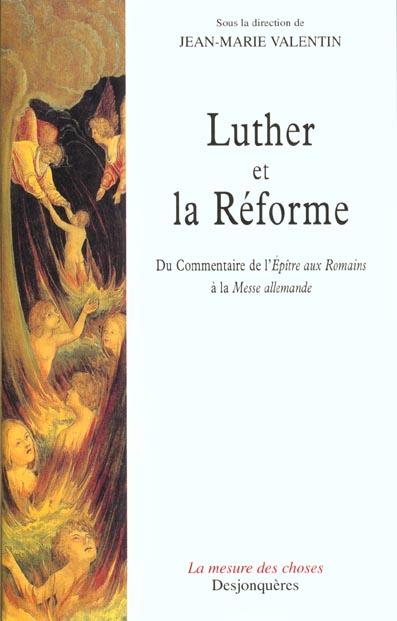Luther et la reforme