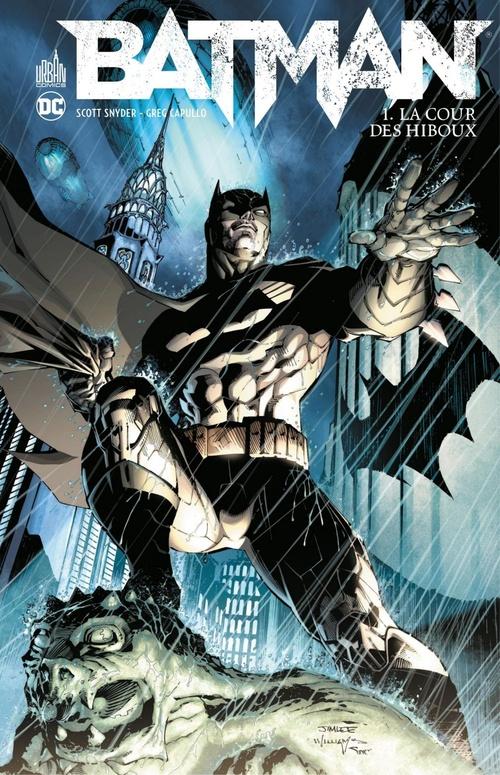 Batman T.1 ; la cour des hiboux