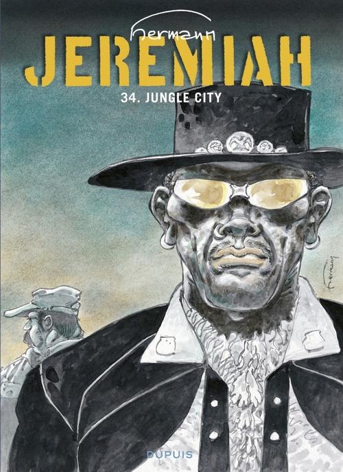 Jeremiah T.34 ; Jungle City  - Hermann