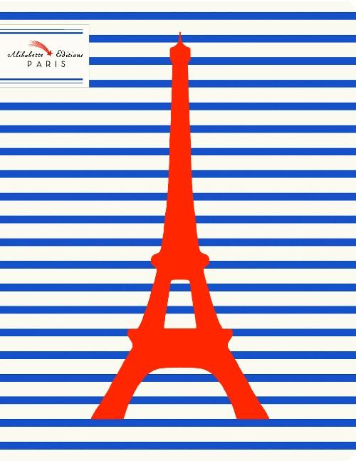 Cahier Matelot Eiffel