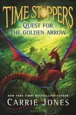 Quest for the Golden Arrow  - Carrie Jones