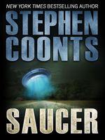 Vente EBooks : Saucer  - Stephen Coonts