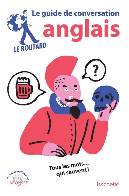 Le guide de conversation Routard ; anglais
