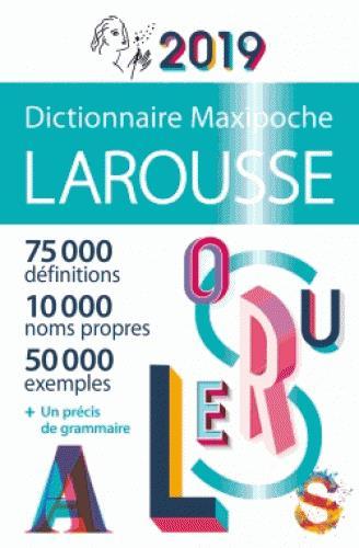 Maxipoche (édition 2019)