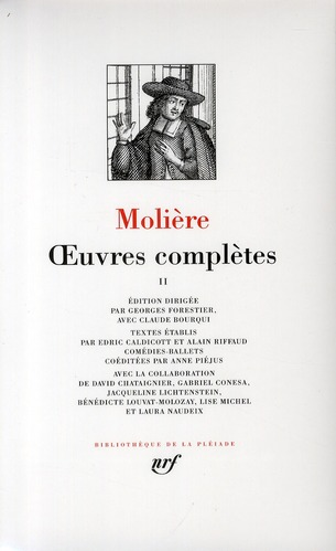 MOLIERE - OEUVRES COMPLETES T.2