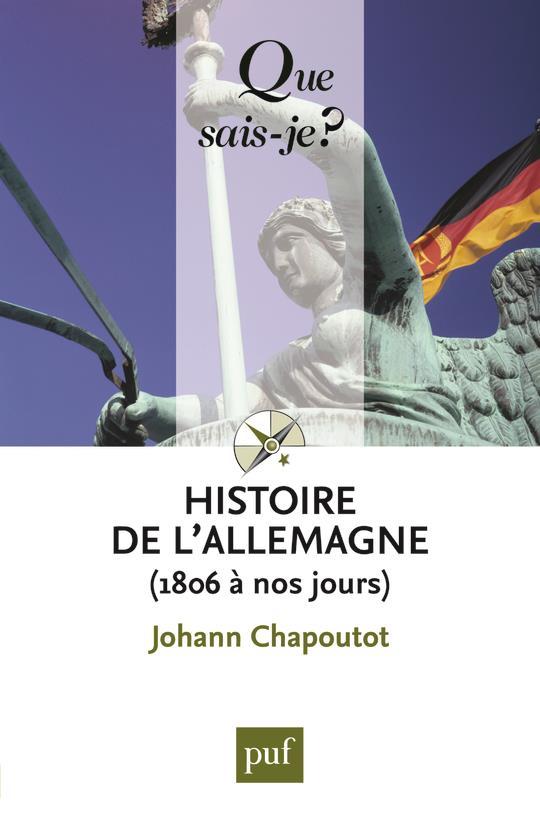 Histoire de l'Allemagne ; 1806 à nos jours
