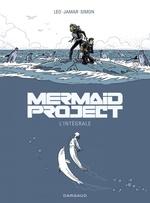 Vente Livre Numérique : Mermaid project - Integrale - Edition N/B  - Léo - Corine Jamar