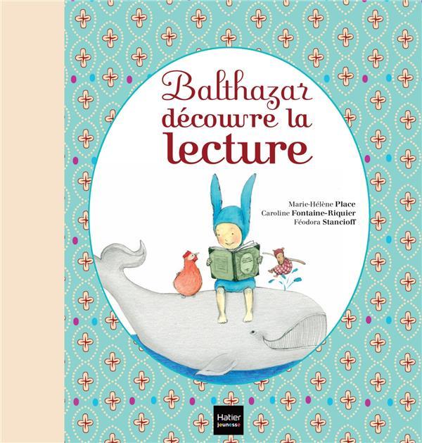 Balthazar Decouvre La Lecture