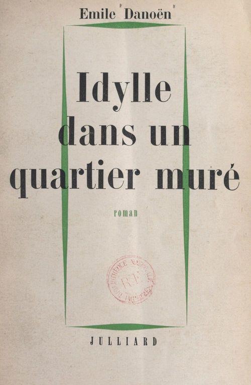 Une maison soufflée aux vents (2)  - Émile Danoën