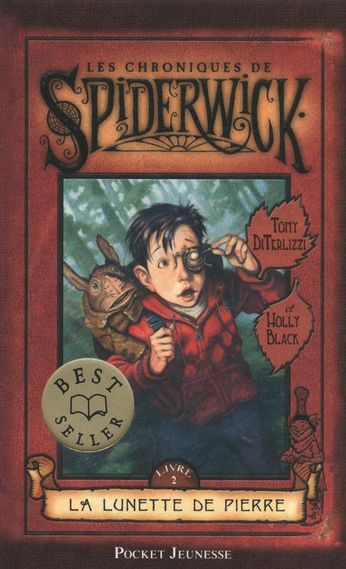 Les chroniques de Spiderwick t.2 ; la lunette de pierre