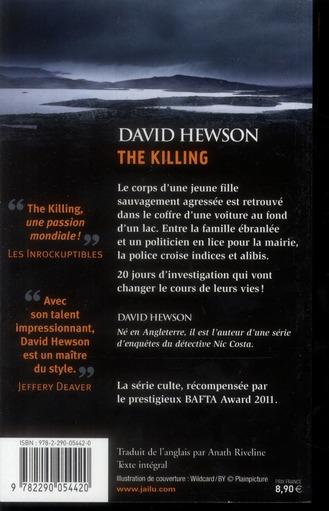 the killing ; saison 1