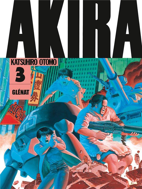 AKIRA T.3 OTOMO KATSUHIRO
