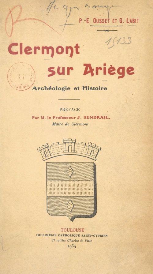 Clermont-sur-Ariège