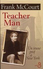 Couverture de Teacher man