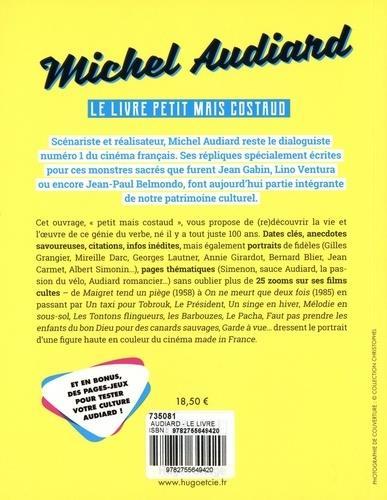 Michel Audiard ; le livre petit maïs costaud