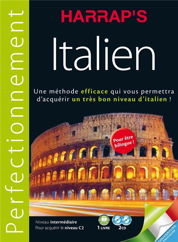 méthode de perfectionnement d'italien ; niveau intermédiaire ; niveau C2