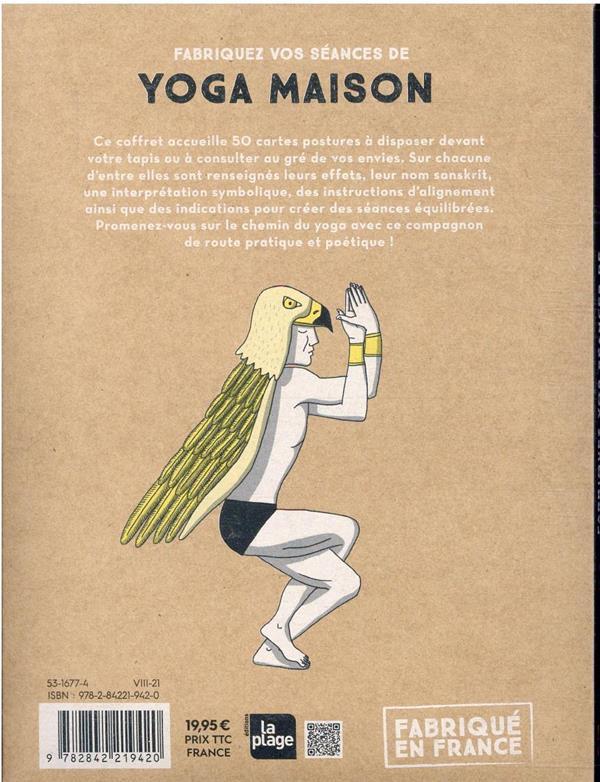 fabriquer ses séances de yoga maison