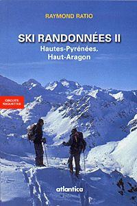 Ski randonnees ii hautes-pyrenees, haut-aragon