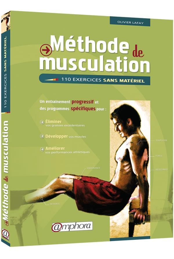 Méthode de musculation, 110 exercices sans matériel