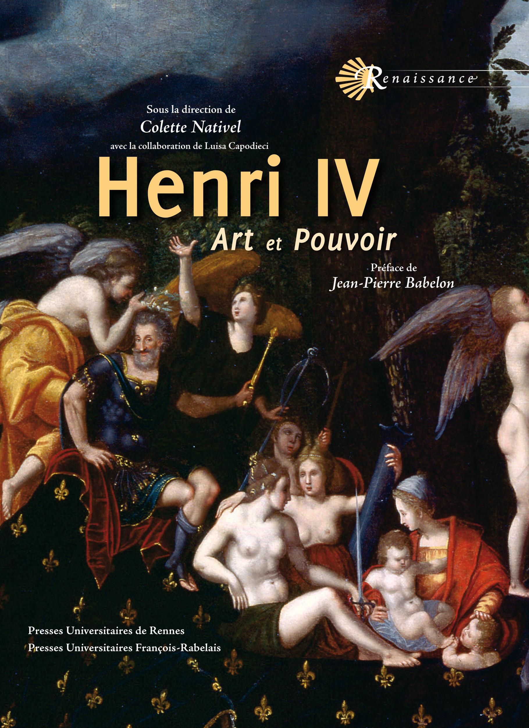 henri iv - art et pouvoir