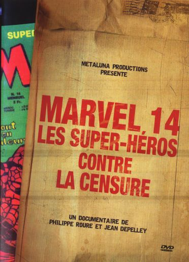 Marvel 14 : les super-heros contre la censure