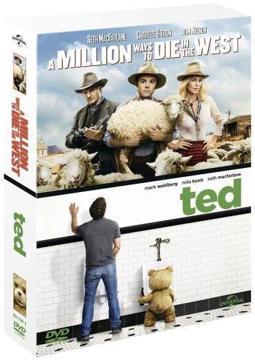 Albert à l'Ouest + Ted