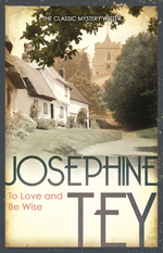To Love And Be Wise  - Joséphine TEY
