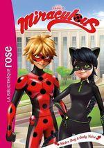 Vente EBooks : Miraculous 30 - Mister Bug et Lady Noire  - Zagtoon