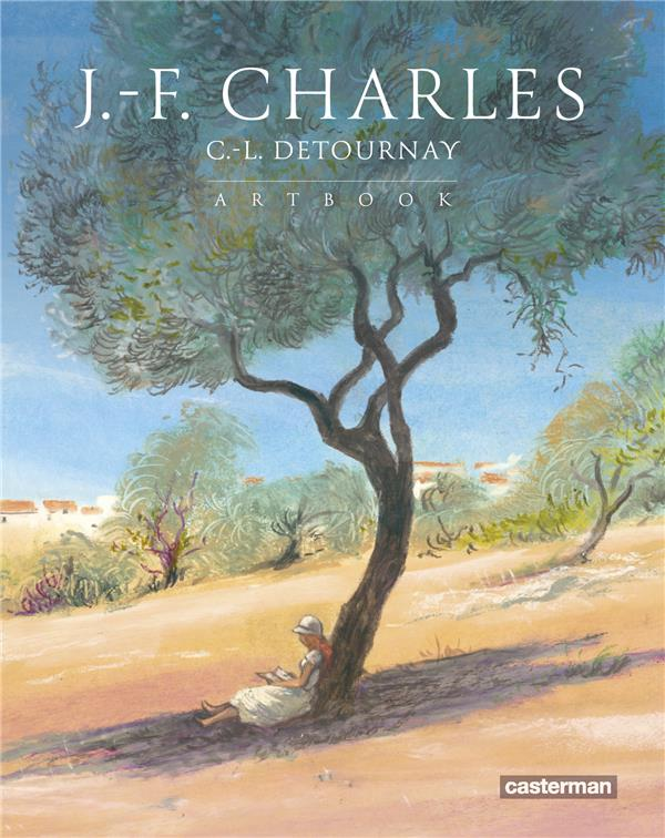 Jean-Francois Charles ; artbook
