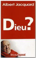 Vente Livre Numérique : Dieu ?  - Albert Jacquard