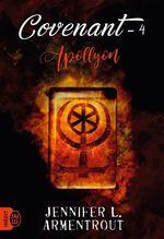 Vente Livre Numérique : Covenant (Tome 4) - Apollyon  - Jennifer L. Armentrout