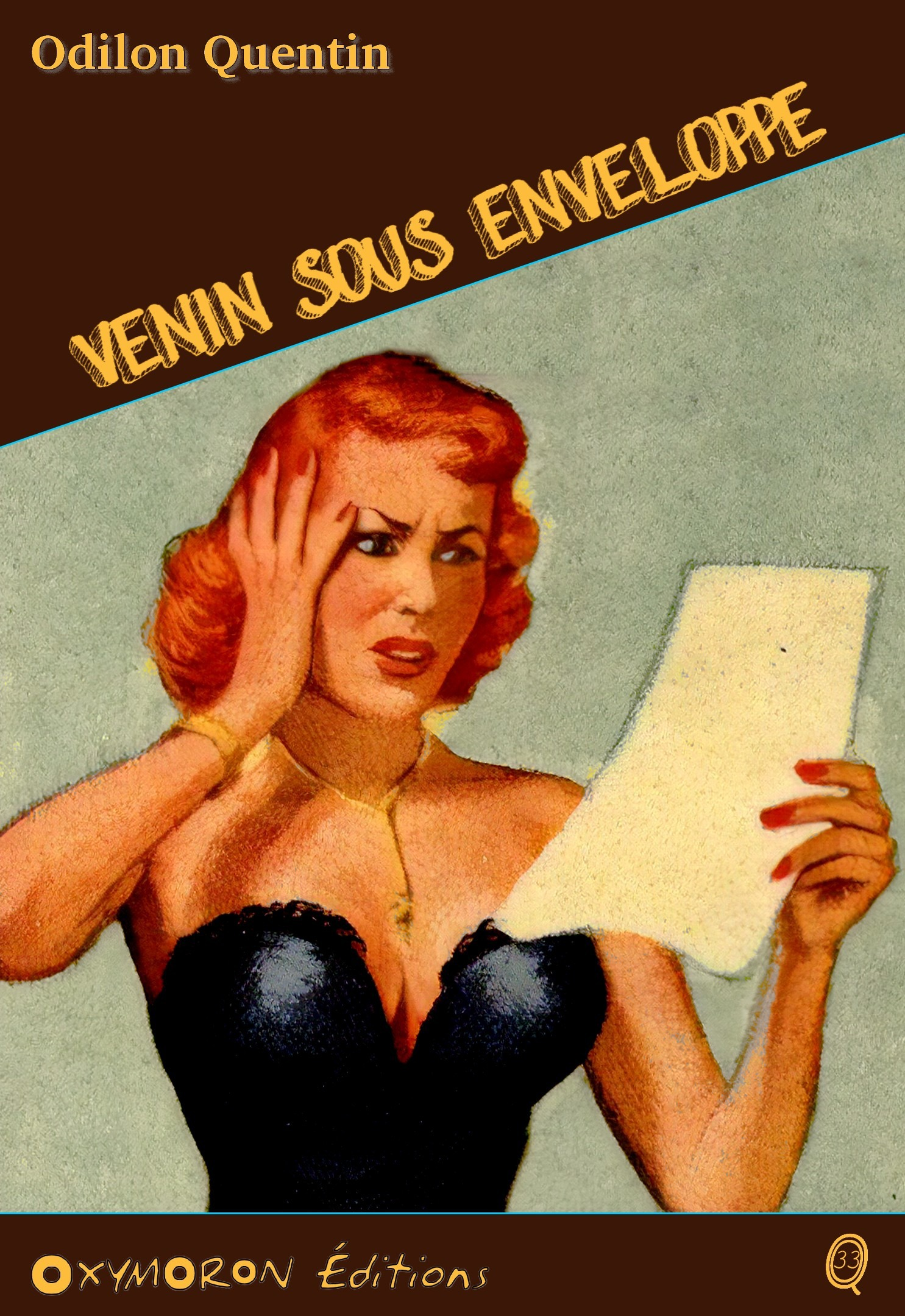 Venin sous enveloppe  - Charles Richebourg