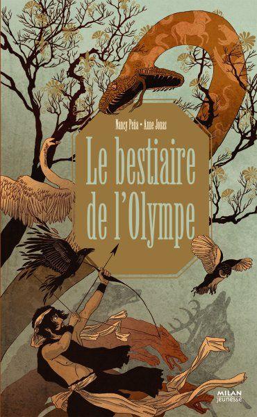 Le bestiaire de l'Olympe