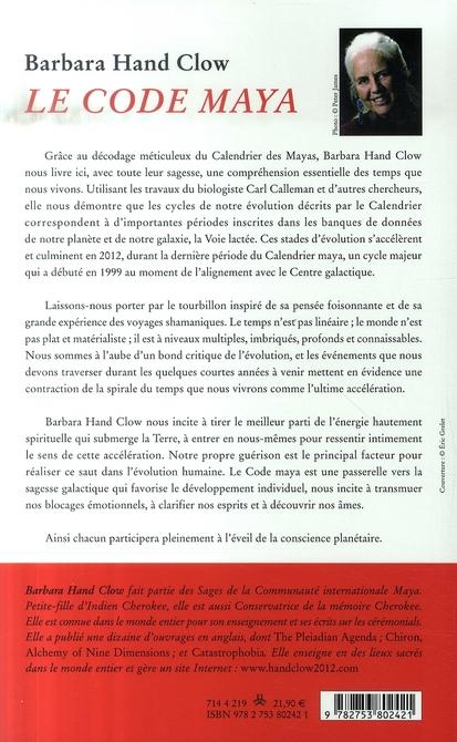 le code Maya, 2012 la fin d'un monde