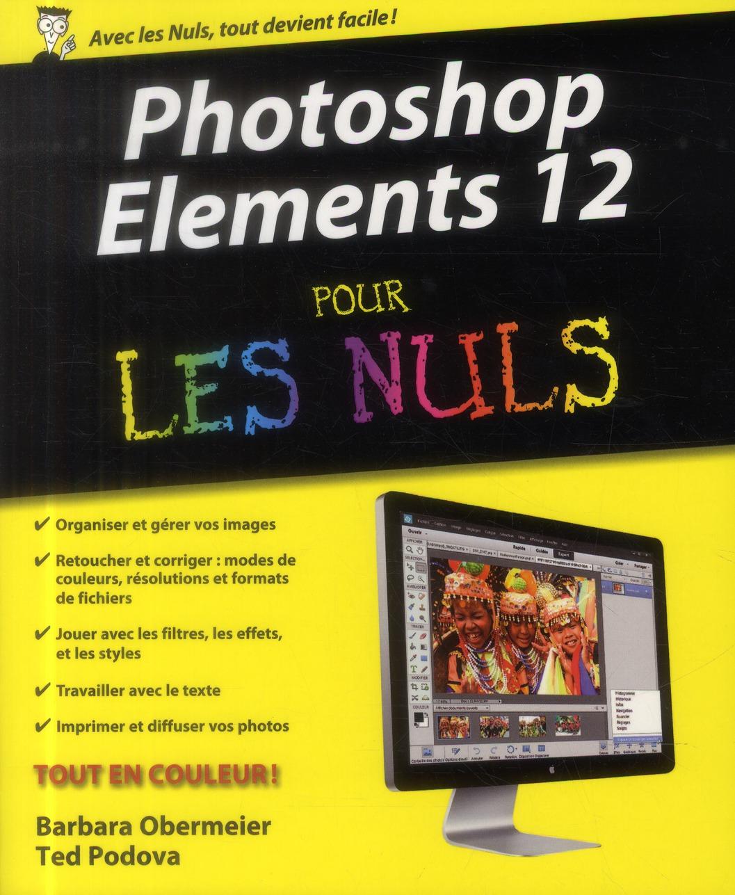 Photoshop elements 12 pour les nuls