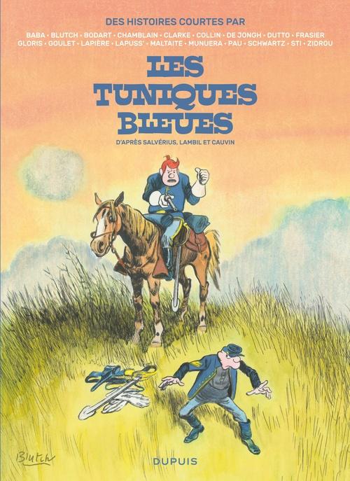 Les Tuniques Bleues ; des histoires courtes
