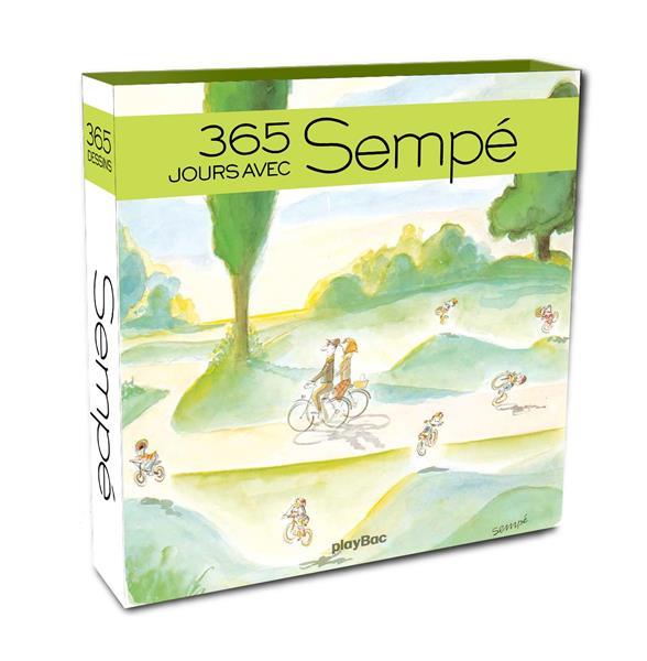 COLLECTIF - 365 JOURS AVEC SEMPE
