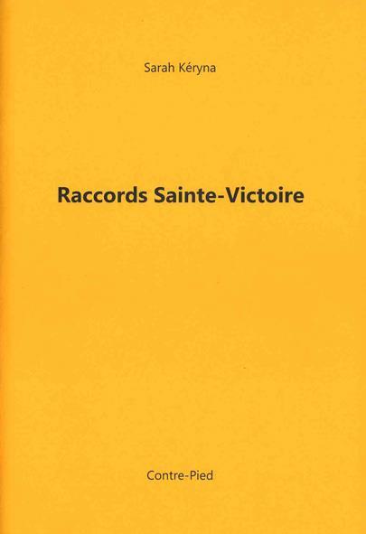 Autres & pareils t.68; raccords sainte-victoire