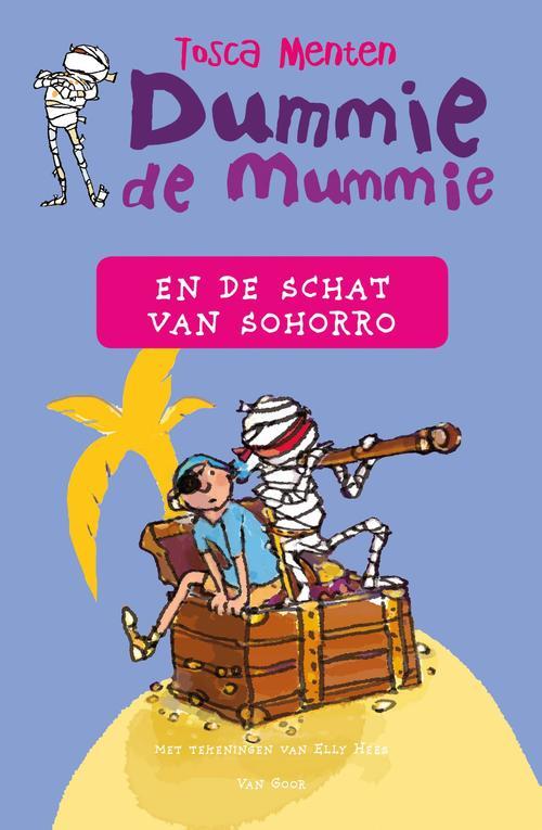 Dummie de mummie en de schat van Sohorro