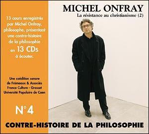 Contre-Histoire De La Philosophie T.4 ; D'Erasme A Montaigne