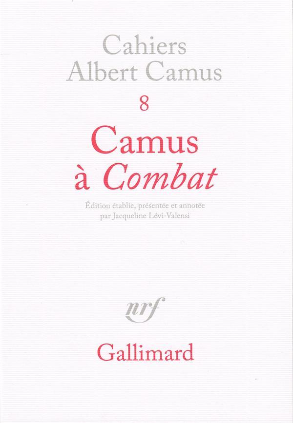 Camus A Combat
