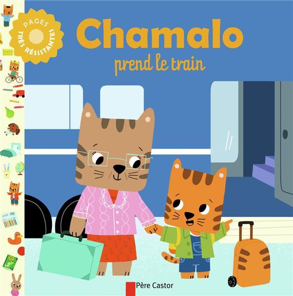 Chamalo prend le train