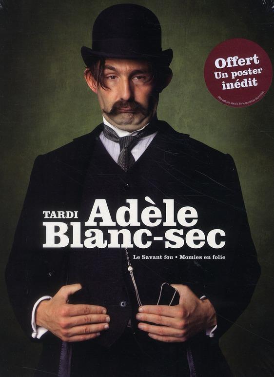 Adèle Blanc-Sec ; COFFRET VOL.2 ; T.3 ET T.4