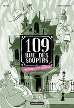 Vente Livre Numérique : 109 rue des Soupirs (Tome 3) - Fantômes d'extérieur  - Mr Tan