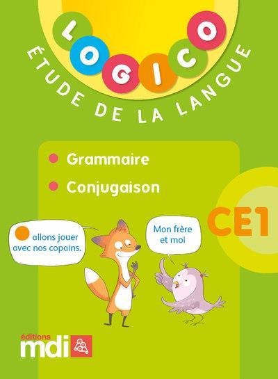 LOGICO PRIMAIRE ; étude de la langue ; CE1 (édition 2018)