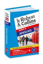 LE ROBERT & COLLINS ; MINI + ; dictionnaire anglais